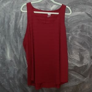 ❤Maurices in motion tank top size 3